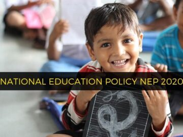 National Education Policy NEP 2020