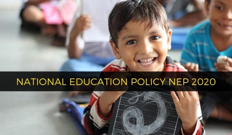 National Education Policy  NEP 2020: Key Points You Need to Know