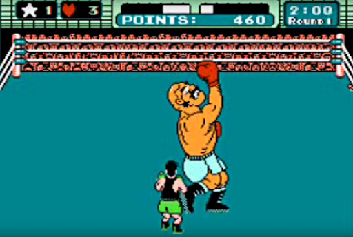 Best Nintendo Games Mike Tyson's Punch-Out