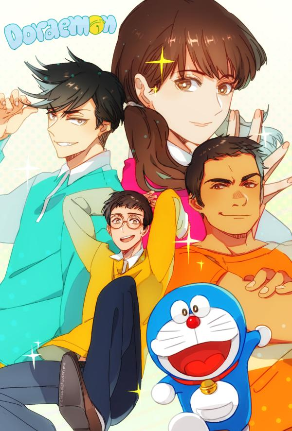 Doraemon Grown up Version