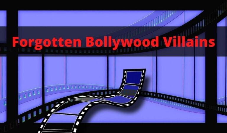 10 Most Popular now Forgotten Bollywood Villains of 90's