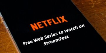 Free Netflix Web Series om Streatfest