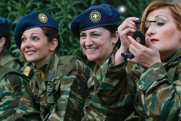 Greece Armed Forces