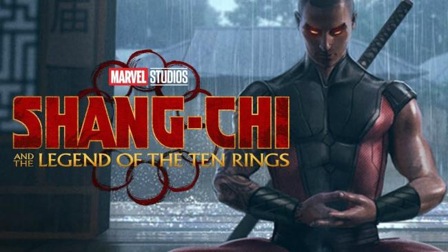 Shang- Chi and the Legend of the Ten Rings