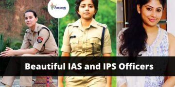 Beautiful IAS and IPS Officers