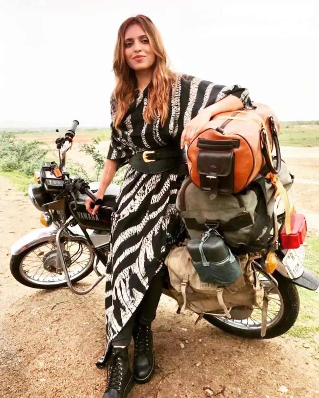 Dr Niharika Yadav Women Bikers in India