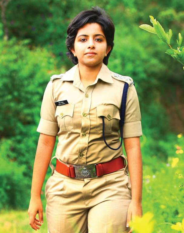 Merin Joseph Beautiful IAS and IPS Officers