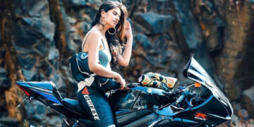 women bikers in India