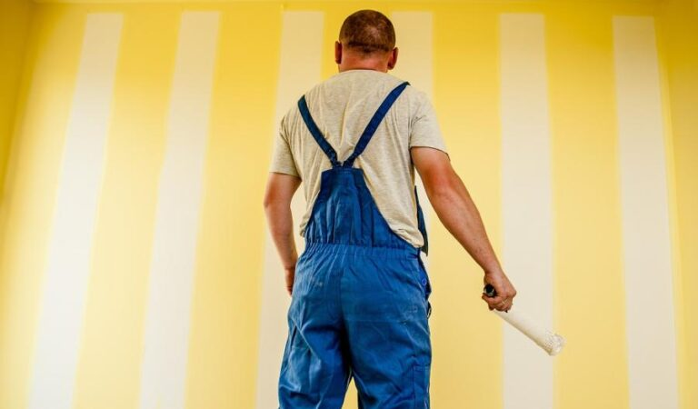 4 Great Benefits of Hiring Professional Painter