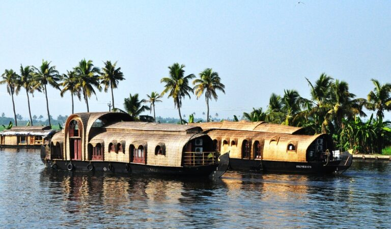 Why is Kerala ranked as the best travel destination in India?