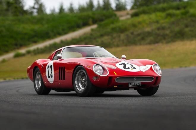 1963 Ferrari 250 GTO most expensive car