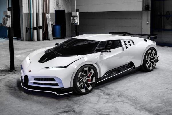 Bugatti Centodieci Most Expensive Cars in the World