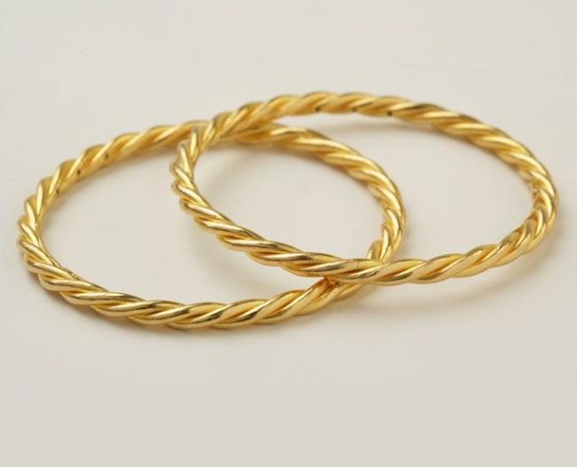 Designer rope office wear bangles