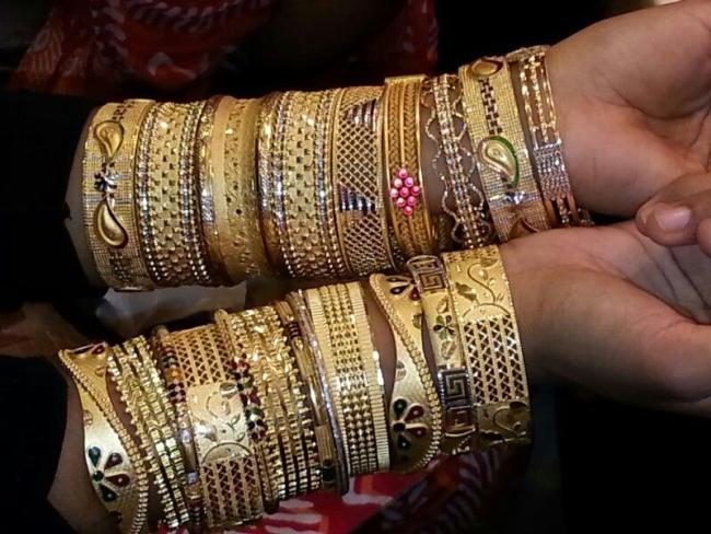 Kerala gold bangle