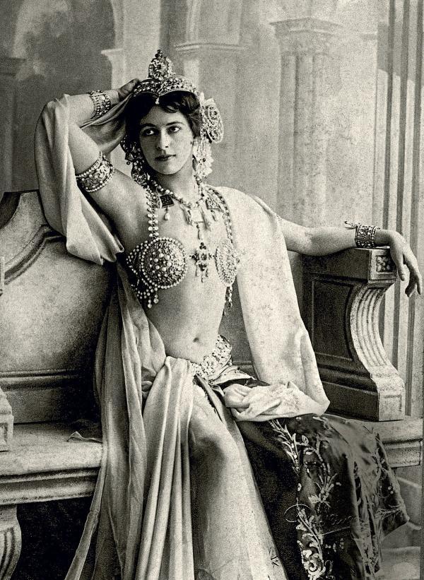 World Famous Female Spies Mata Hari