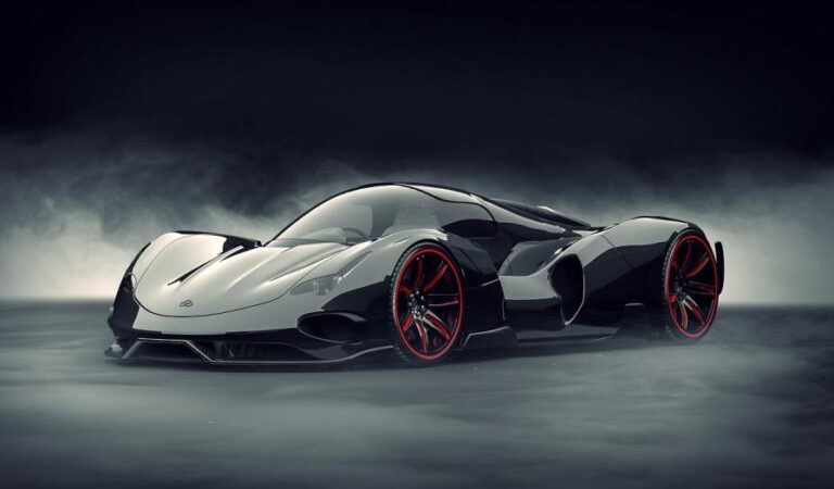 Top 10 Most Expensive Cars in the World of Current Time
