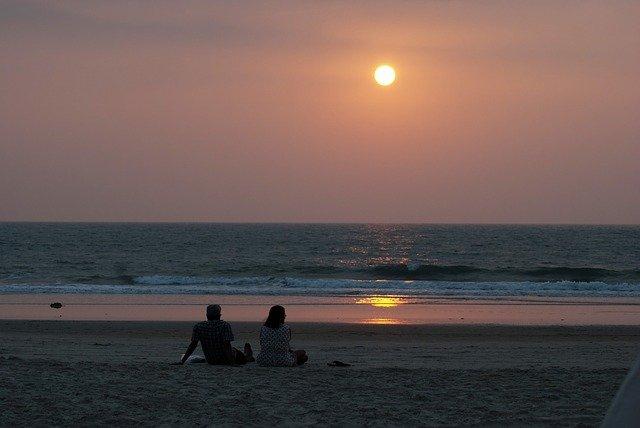 Enjoying Sunset and Sunrise