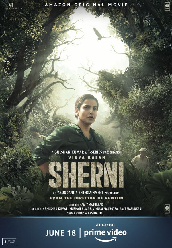 Sherni (2021)