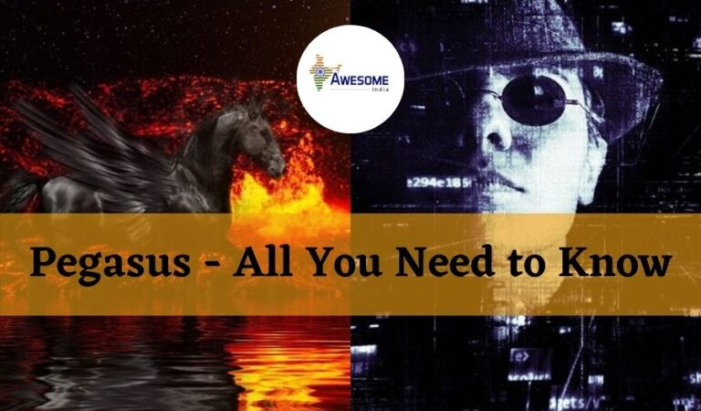 Pegasus – All You Need to Know About this Spyware