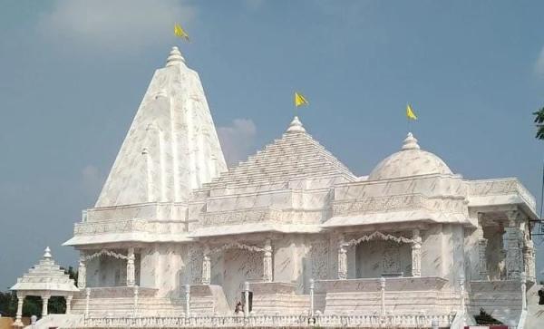 Laxmi Narayan or Birla Temple